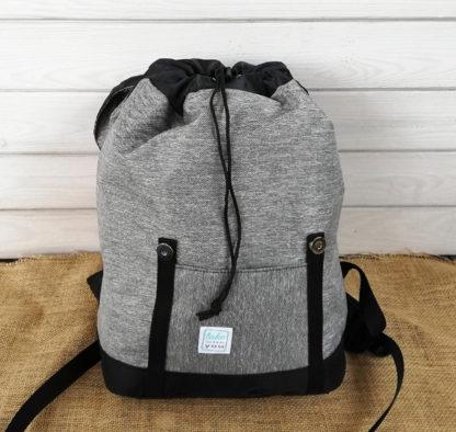 Plecak Szary-mary R-235